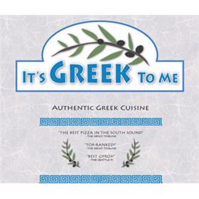 It's Greek to Me Catering