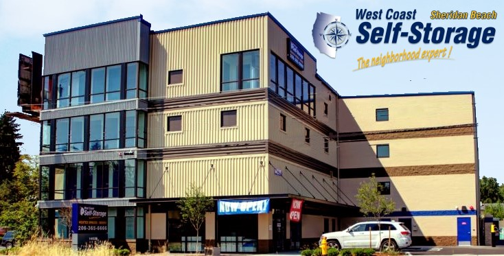 West Coast Self Storage Sheridan Beach Offers Indoor And Drive Up Access  Storage Units In A Variety Of Sizes From 5x5 All The Way Up To 10x30.
