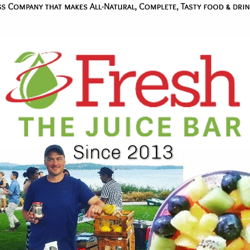 FRESH THE JUICE BAR