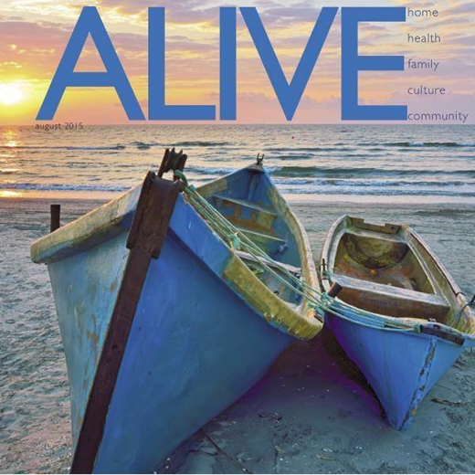 Alive East Bay Magazine