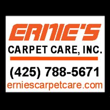 Ernie's Carpet Care