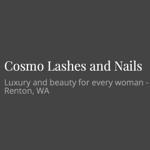 Cosmo Lashes and Nails