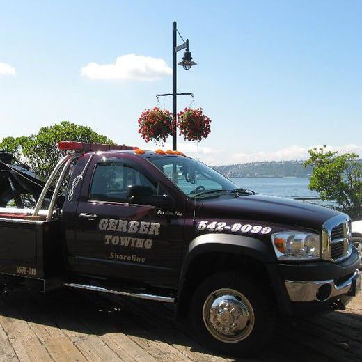 Gerber Towing Seattle Inc