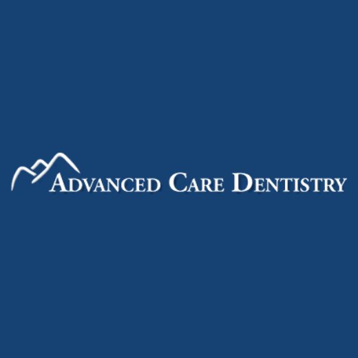 Advanced Care Dentistry