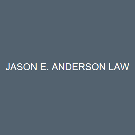 Law Offices of Jason Anderson