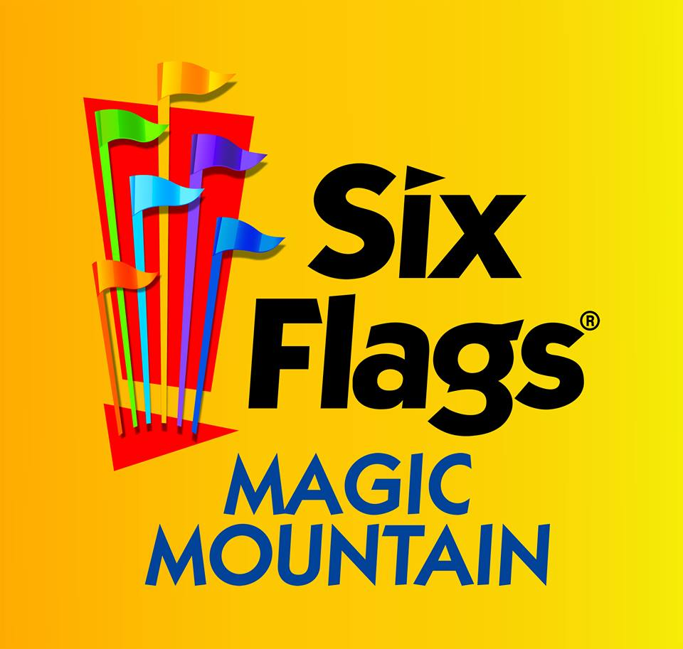 Six Flags Magic Mountain $90 One-Day Admission Ticket