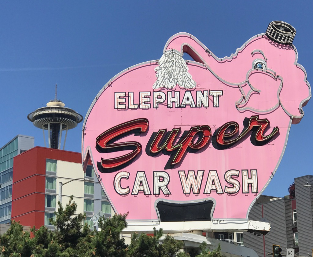 Elephant Car Wash $54.70 Exterior Wash 5-Pack Gift Certificate
