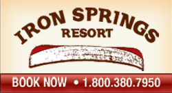 Iron Springs Resort Ocean Shores $50 Lodging Gift Certificate