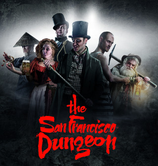 San Francisco Dungeon $24 Admission Ticket