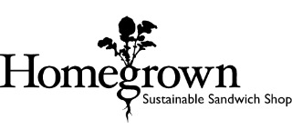 Homegrown Sustainable Sandwich Shop $25 Gift Card