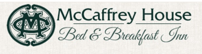McCaffrey House Bed & Breakfast 2 night stay/2 people