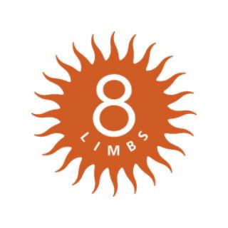 8 Limbs Yoga 5 Class Pass $100 Gift Certificate