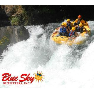 Blue Sky Outfitters $100 Gift Certificate Towards Any Tour