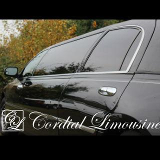 Cordial Limousine $555 Six-Passenger Stretch Limo Gift Certificate