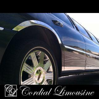 Cordial Limousine $948 Twelve-Passenger Stretch Limo Gift Certificate