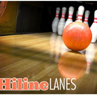 HiLine Lanes $50 Punch Card Gift Certificate