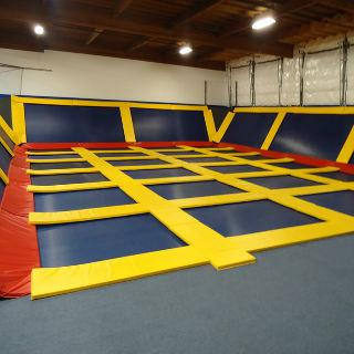 Sky High Sports $11 Voucher for One Hour of Jumping