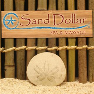 Sand Dollar Spa & Massage $50 Gift Certificate