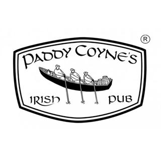 Paddy Coyne's $25 Gift Certificate