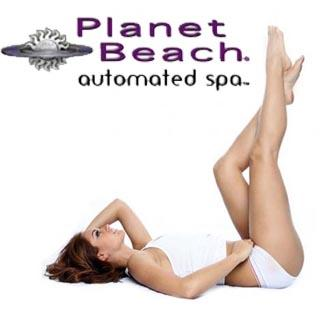 Planet Beach Contempo Spa $50 Gift Certificate