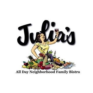 Julia's Restaurant on Broadway $25 Gift Certificate