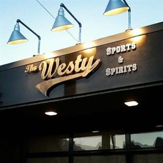 The Westy Sports & Spirits $25 Gift Card