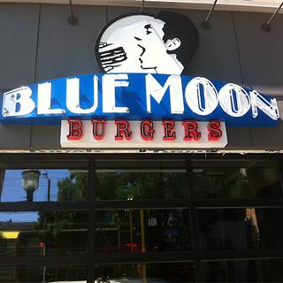 Blue Moon Burgers $50 Gift Card