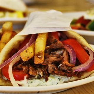 Kouzina Greek Street Food $100 Gift Certificate