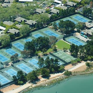 Harbor Bay Club $750 Three Month Tennis Membership Gift Certificate