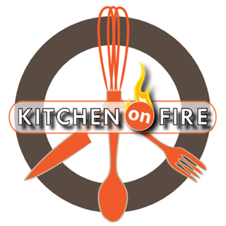 Kitchen on Fire $105 Gift Certificate