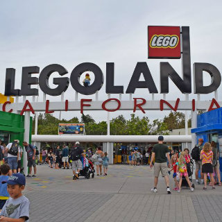 Legoland, Sea Life, Water Park $106 One Day Resort Hopper Pass