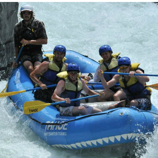 Half Day Tahoe Whitewater Tours $70.00 Gift Certificate
