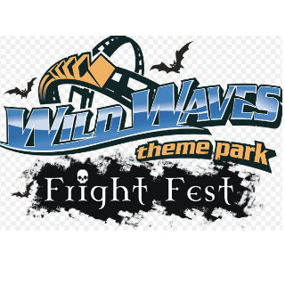 Wild Waves Fright Fest General Admission $24.99 Ticket