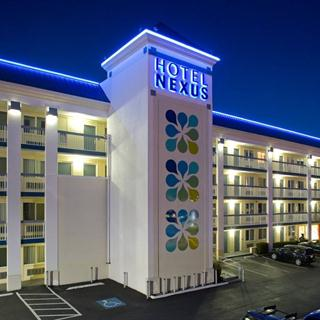 Hotel Nexus in North Seattle, Washington