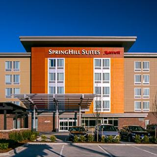 SpringHill Suites by Marriott in Bellingham, Washington