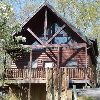 Luxury Cabin in Pigeon Forge, Tennessee