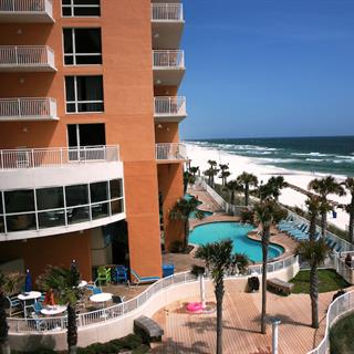 Splash Condo on the Beach in Panama City Beach, Florida