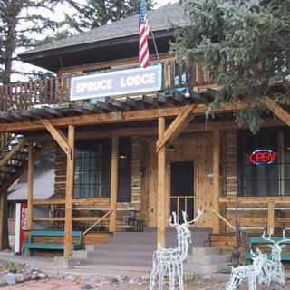 The Spruce Lodge in South Fork, Colorado