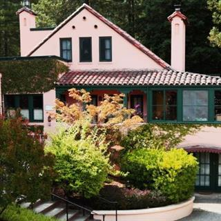 Applewood Inn and Spa in Guerneville, California