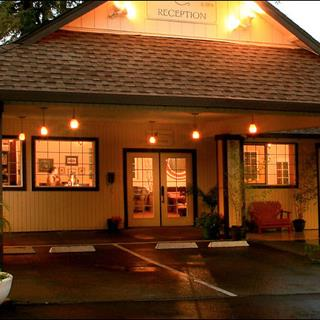 West Sonoma Inn and Spa in Guerneville, California