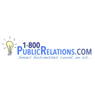 "1-800-PublicRelations, Inc. ""1800pr"" is the #1 perforamce based PR and Marketing firm in the Unlited States."