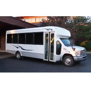 30-Passenger Van Available for Weekend Rentals