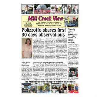 Advertising Space Available in the Mill Creek View Newspaper