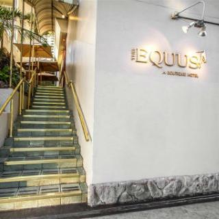 The Equus Hotel in Honolulu, Hawaii