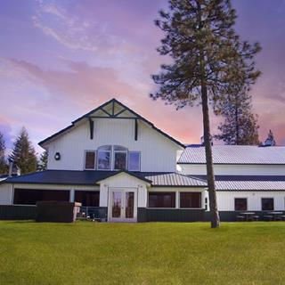Cider Mountain Vacation Rental in Athol, ID