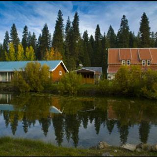 St. Bernard Lodge in Mill Creek, CA