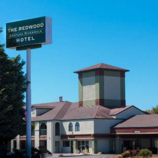 The Redwood Fortuna Riverwalk Hotel in Fortuna, CA