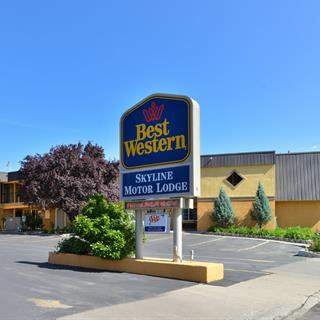 Best Western Skyline Motor Lodge in Lakeview, OR