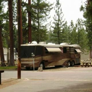 Eagle Lake RV Park in Spalding, CA