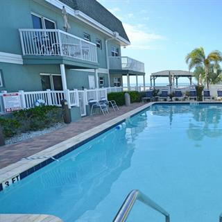 Mariner Beach Club, St. Pete Beach Florida